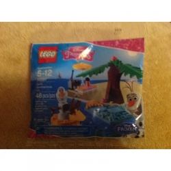 Lego # 30397 Olaf's Summertime Fun Polybag