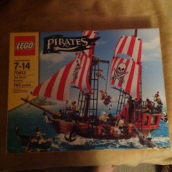 Lego # 70413 - The Brick Bounty