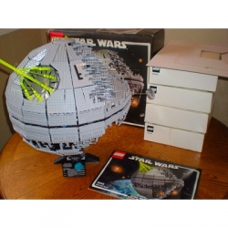 Lego Star Wars UCS Death Star II 10143