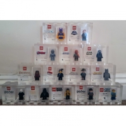 Set of 14 ultra rare Acrylic Developer Brick's - New condition