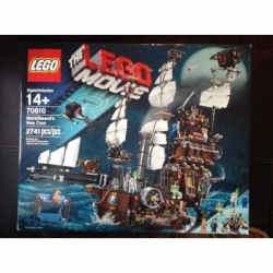 Lego # 70810 - MetalBeard's Sea Cow